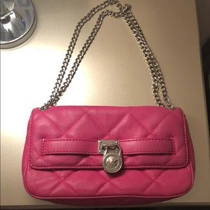 Michael Kors Hamilton Chain Link Bag